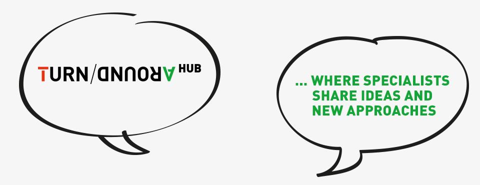 Die Community geht live – Der TurnAroundHub
