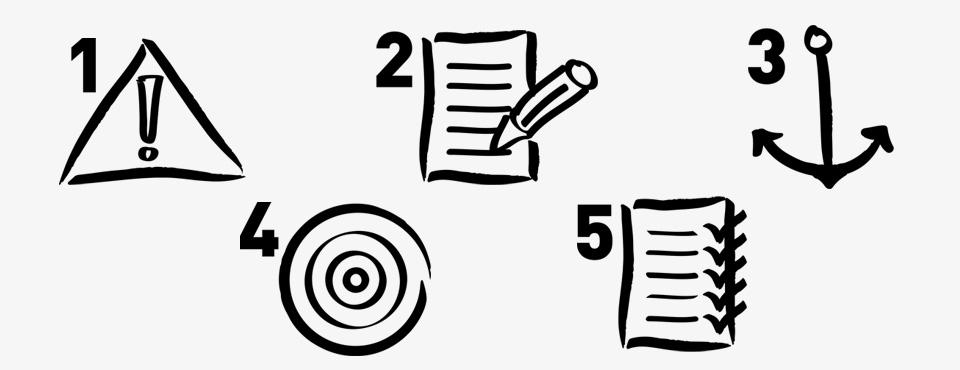 5 Phasen des TurnAround – Ideensammlung in der Community